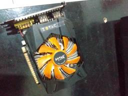 Placa de vedeo gtx 750 ti 2 gb gddr5 defeito