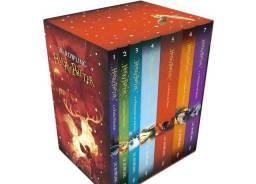Caixa/Box Harry Potter Edição Premium