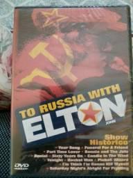 Dvd Elton John to Rússia with