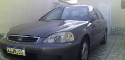 Honda civic ano99/00 13.700