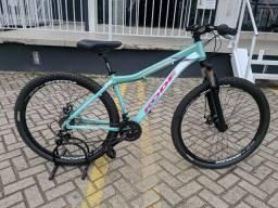 Bicicleta Nova Kode Hilde/Miss Shimano Freio a Disco