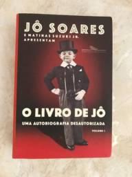 O livro do JÔ uma auTobiografia Desautorizada