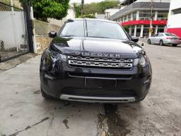 Land rover discovery sport sd4 hse 7l 2016