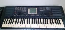 Teclado Yamaha PSR 530 *Leia a descrição