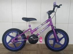 Bicicleta aro 16 nova sofia