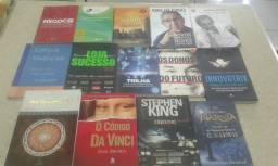 Lotes De Livro Usado Para Sebo, Livrarias, Biblioteca