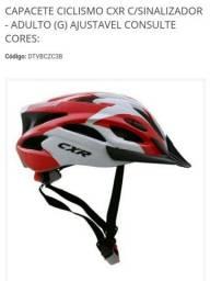 Capacetes de ciclismo Cxr , com sinalizador cores disponíveis!