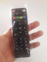 Controle original tv box novo