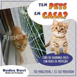 Redes de Proteção em Porto Alegre