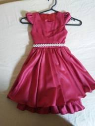 Vendo vestido de festa infantil