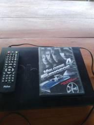 Vendo aparelho DVD Philco usado