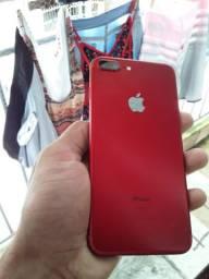 IPhone 7plus red