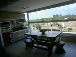 Apartamento à venda com 3 dormitórios em Jardins, Aracaju cod:V440