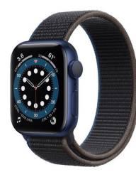 Apple Watch série 6 40 Mm azul garantia 1 ano