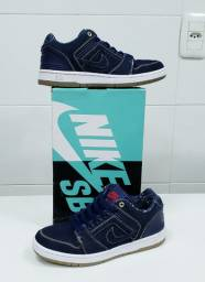Tênis Nike Sb Air Force 2 Low 2pac Original
