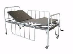 Locação de cama hospitalar manual