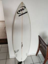 Prancha 5'10 + Quilha FCSII Performer + Leash