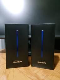 Galaxy Note 10 lite - Novo lacrado NF e garantia