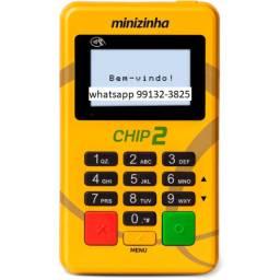 Maquina Lacrada!Point Mini Chip Com Wi-Fi