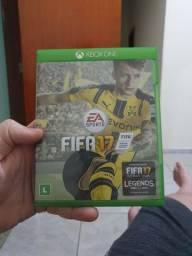 VENDO FIFA 17 XBOX ONE