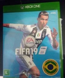 Fifa 19 Xbox One - Em Português - Original - Perfeito Estado