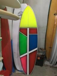Vendo prancha de surf 6,4