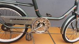 Bicicleta antiga Monark monareta 84