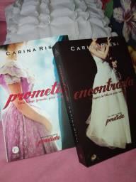 Livros Carina Rissi