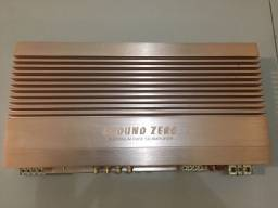 AMPLIFICADOR GROUND ZERO GZPA REFERENCE 4XS (Usado)