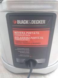 Geladeira Portátil para Carro - Black n Decker
