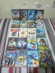 Dvds originais 5 reais cada