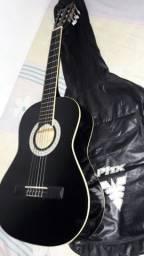 vendo violão praticamente novo