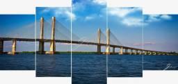 Quadro decorativo Ponte