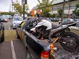 Moto transporte em São Paulo