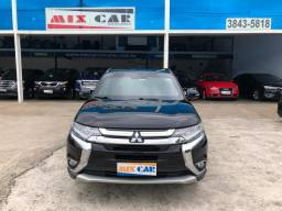 Mitsubishi Outlander Gt Full Pack 2016 Blindado Top de Linha