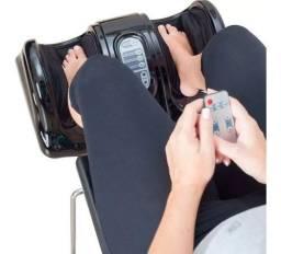 Massageador para pés e colchonete massageador