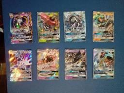 Cartas pokemon GX