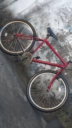 Bicicleta super nova