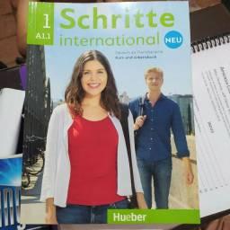 Livro de alemão