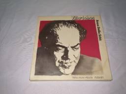 Vinil Villa Lobos - Obra para piano vol 1 - Box 5 lps