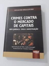 Livro Crimes Contra o Mercado de Capitais