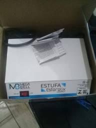 Vendo uma estufa nova nunca usada dentro caixa