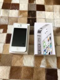 IPhone 4s 8gb super conservado barbada