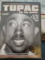 Dvd Tupac hip Hop Genius legendado original lacrado