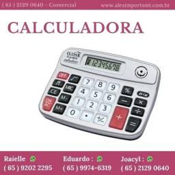 Calculadora Multifuncional Eletrônica Kk-9835c C/8 Digitos Cauculadora