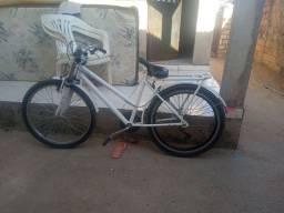 Vendo bike Aro 24 com nota fiscal