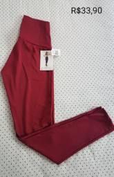 calças de academia