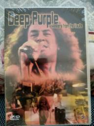 Dvd deep purple masters from The vaults original lacrado
