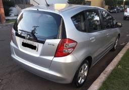 Honda Fit LXL 1.4 Automático + Couro