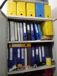 Materiais para escritório